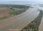 Strood Channel - view southwest.