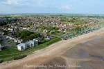 Shears Meadow flats on the left. Broomhills Road and Victoria Esplanade.
