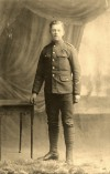 176. ID VAL_051 Herbert 'Joe' Farthing. 242262 Private, Sherwood Foresters.