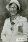 26. ID COR_2014_DEC15_P28_001 Betty Winch. She was the prime mover in the formation of the ladies section of Mersea Island Bowling Club in 1951, and became president of the Essex County ...