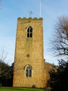 West Mersea Parish Church. One of a series of photographs of the tower by Mike Davies.  MLD_011