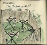 414. ID PRC_010 Saturday. Our Turkish Baths !!!