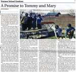 12. ID COR_2017_OCT14_P22 Feature School Gardens. A Promise to Tommy and Mary by Sylvia Wargent.