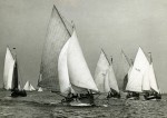 12. ID BOXB5_017_038 Brightlingsea, West Mersea and Colchester smacks racing in the Blackwater & Colne estuary after 1930. [DW]