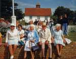 802. ID RG25_529 On the green - Regatta Day 1992