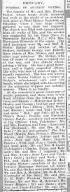 111. ID DM1_AB3_020_011 Obituary. Funeral of Accident Victims.