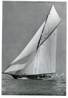 14. ID MD05_040 From West Mersea Official Guide, page 28. CREOLE 52-footer. Sails supplied by Gowen & Co., West Mersea.
