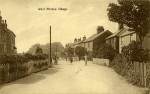 High Street, West Mersea. Another copy of this card was posted September 1914 Before September 1914.